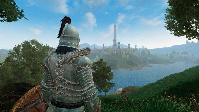 New Skyblivion trailer shows Cyrodiil's Imperial City remade in Skyrim