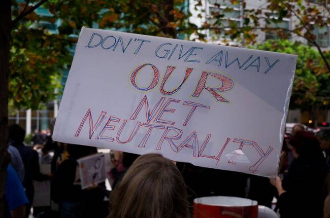California is pushing a bill that would impose net neutrality rules on ISPs