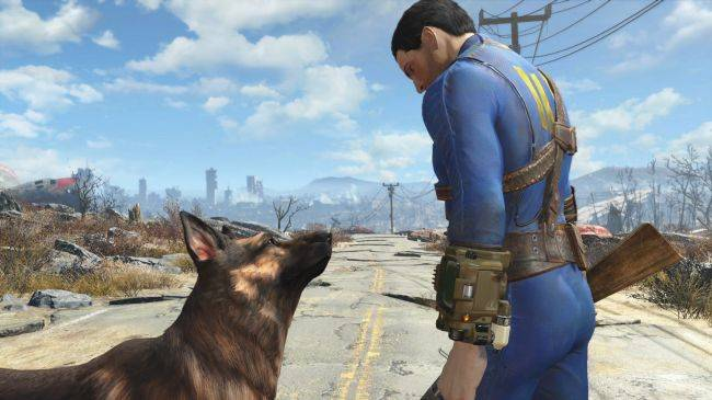 Play Fallout 4 for free from now until Sunday, and buy it at 50% off