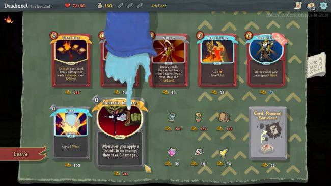 Slay the Spire developer considering more characters and events