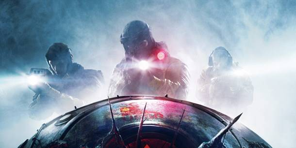 Rainbow Six Siege 'Outbreak' event will bring alien parasites, three new PvE maps