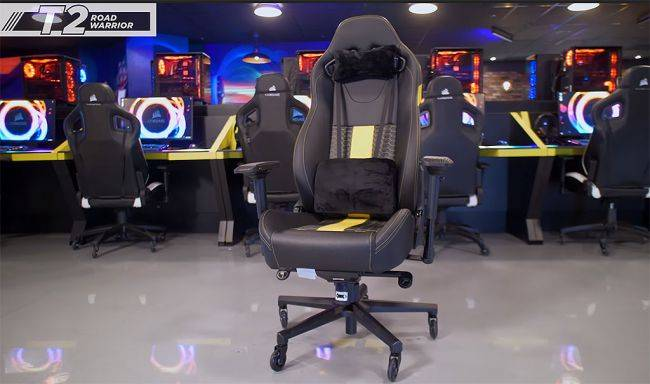 Corsair launches a $400 racing chair for long-haul gaming sessions