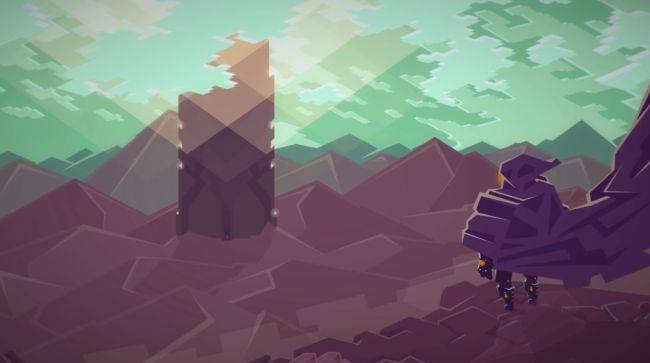 'Kinetic arcade action game' Violet Cycle launches from Early Access