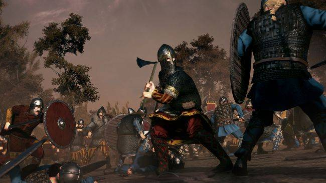 The Creative Assembly will show Total War Saga: Thrones of Britannia at the PC Gamer Weekender