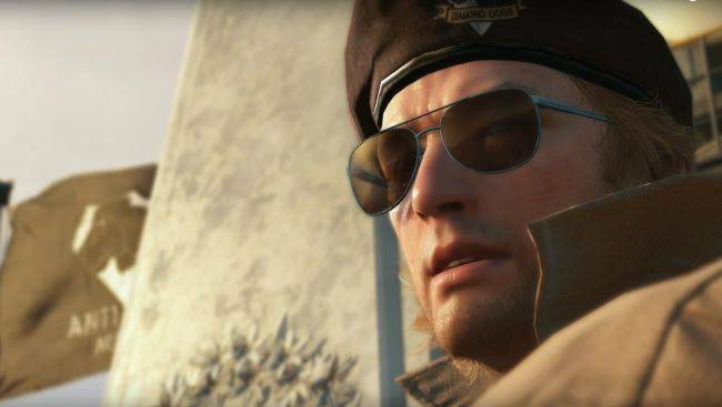The MGS5 'nuclear disarmament' event triggered this weekend, but no one seems to know why