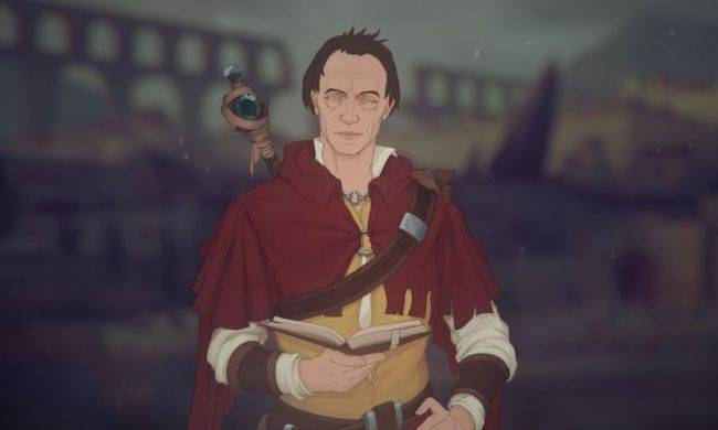 Ash of Gods is a game about angels and free will that looks like The Banner Saga
