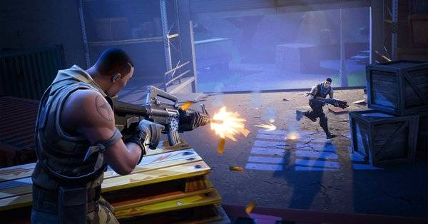 Fortnite Battle Royale's latest limited-time mode improves first-shot accuracy