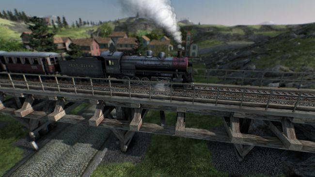 Strategy transport title Mashinky playable at the PC Gamer Weekender