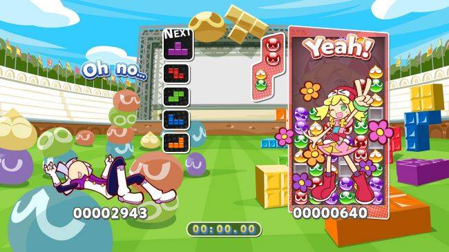 Puyo Puyo Tetris confirmed for PC, release date set