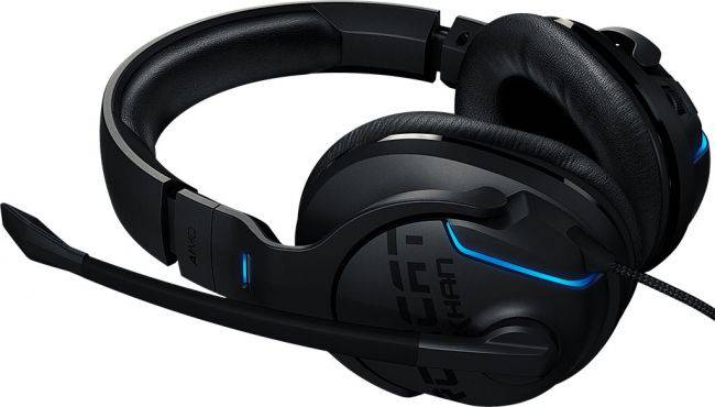 Roccat's new headset aims to blast your noggin with virtual 7.1-surround sound