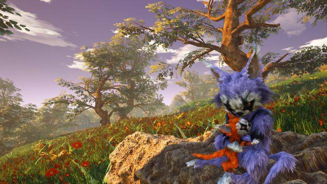 Biomutant smashes on to the Developer Stage at the PC Gamer Weekender