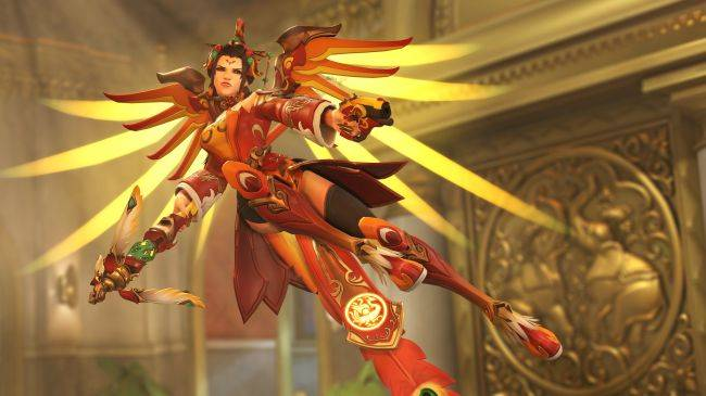 Overwatch update: Year of the Dog event brings some nice quality-of-life changes