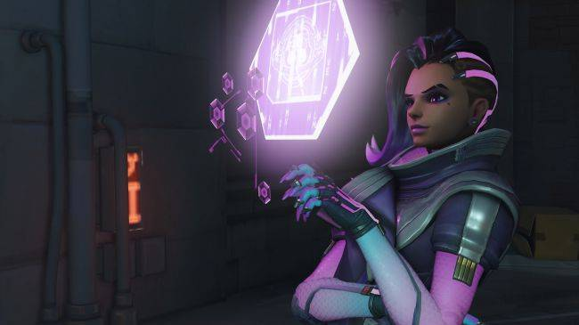 The Overwatch hacker Sombra is next in line for a rework