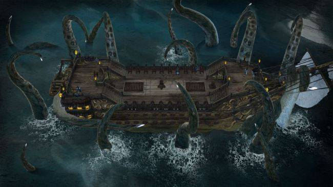 Abandon Ship casts its Early Access anchor this month