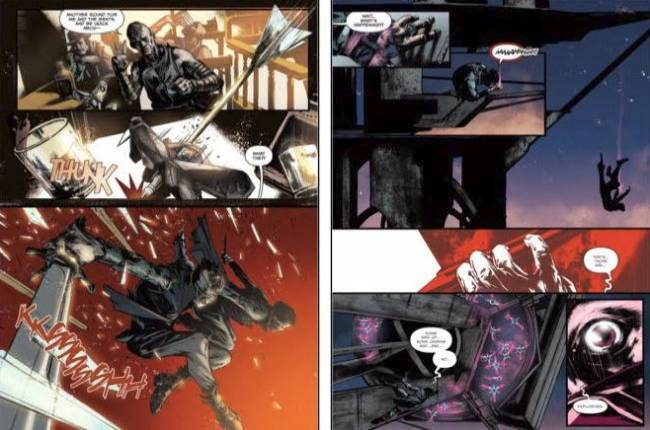 Dishonored 2 is getting a graphic novel this month