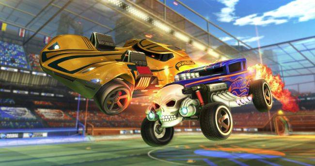 Compete in the PC Gamer Weekender's Tournament Area with Rocket League, Hearthstone and League of Legends