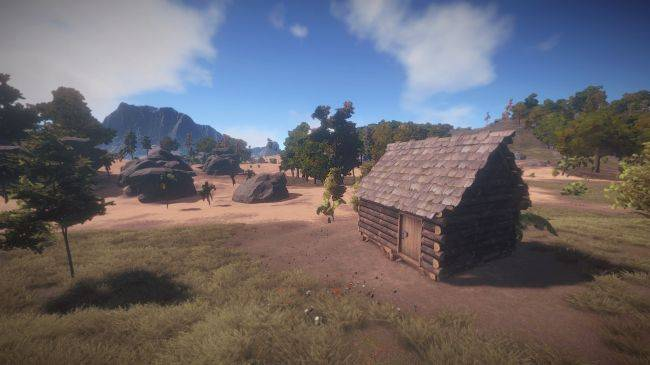 Rust marks end of four-year Early Access with a visual overhaul