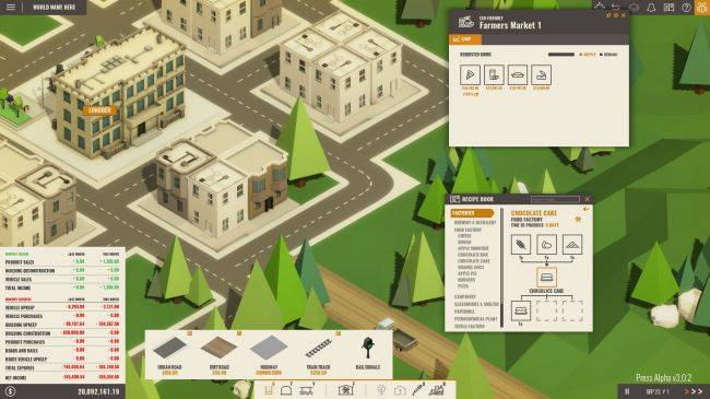 Production sim Rise of Industry enters Early Access