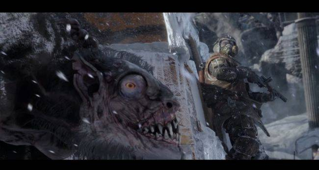 Metro Exodus is bigger than 2033 and Last Light combined