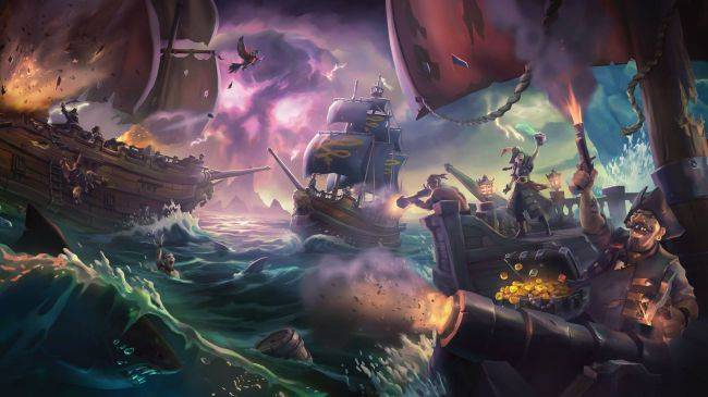 'There will never be loot crates in Sea of Thieves,' says design director