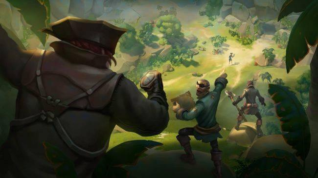 Sea of Thieves' PC players accounted for one third of its closed beta