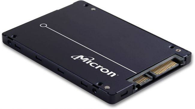 Micron's 3D QLC NAND flash memory could lead to higher capacity SSDs