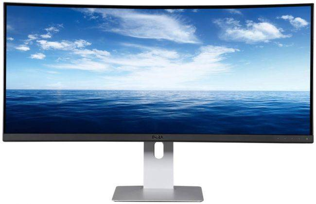 Get a Dell Ultrasharp 34-inch 3440x1440 IPS monitor for $500