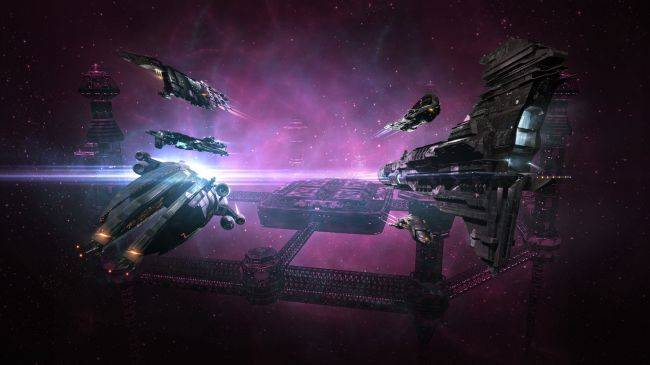 EVE Online update lets you gatecrash a pirate party and rebalances Citadels