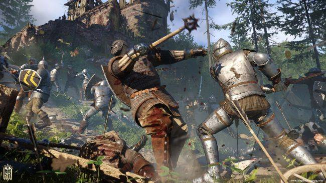 Kingdom Come: Deliverance already has an unlimited saves mod