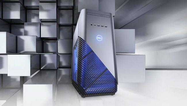 Get a Dell Inspiron desktop with a Core i7-8700 and GeForce GTX 1060 for $931