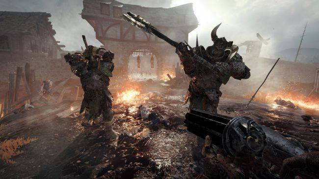 Warhammer: Vermintide 2 brings the rat pack back in March