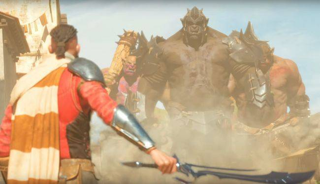 A new Extinction trailer showcases the last of the Sentinels and the world you'll (maybe) save