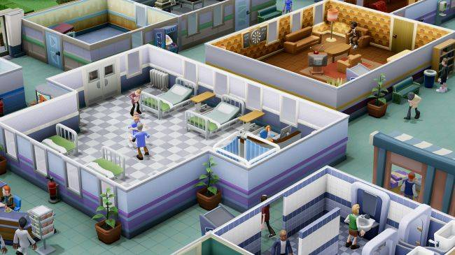 Two Point Hospital's new in-game footage is what you hoped for