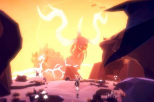 Pretty platformer Fe is out now, but only on Origin
