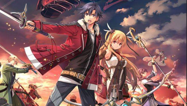 JRPG The Legend of Heroes: Trails of Cold Steel 2 has arrived on PC