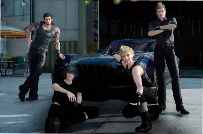 Final Fantasy 15 drops two stunning PC trailers ahead of next month's launch