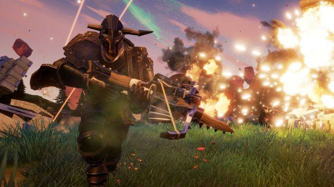 Rend, the 60-player survival game from ex-WoW devs, flaunts tribal warfare