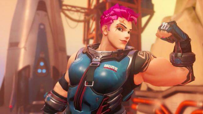 Here's what Overwatch looks like as a fighting game