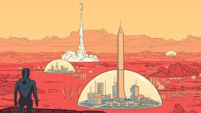 Surviving Mars dev explains how we'll set up shop on the Red Planet