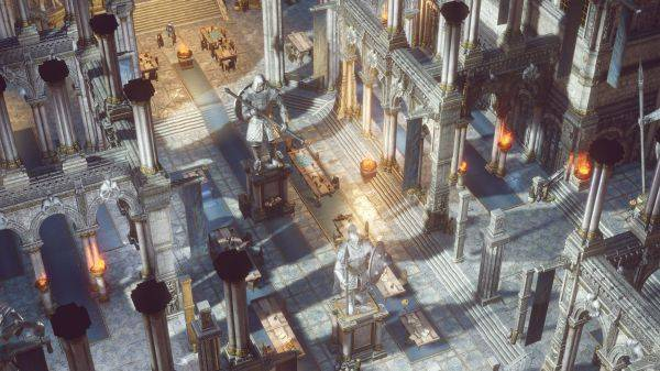 Grimlore Games explains how to balance Spellforce 3's RPG and RTS elements