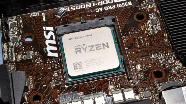 AMD will lend you an older processor to update your BIOS to support a Ryzen APU