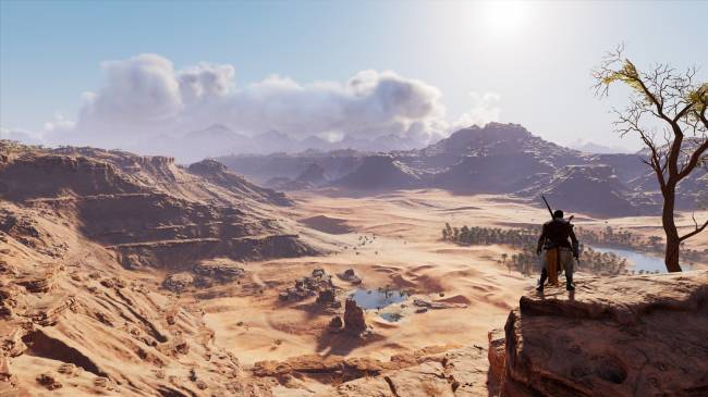 Assassin's Creed Origins adds 'educational' Discovery Tour mode today