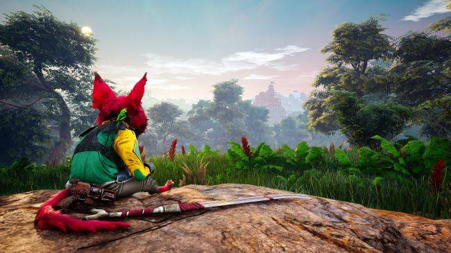 Biomutant's character creator and crazy exploration gear detailed