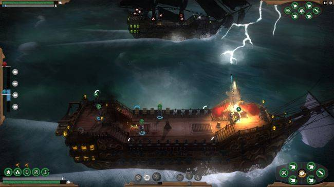 Abandon Ship flaunts exploding boats, customisation, sea monsters in Early Access launch trailer