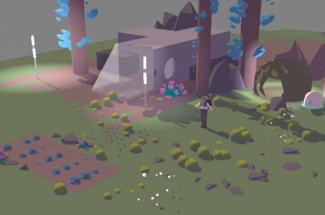 See exclusive footage of ambitious simulation MMO Seed