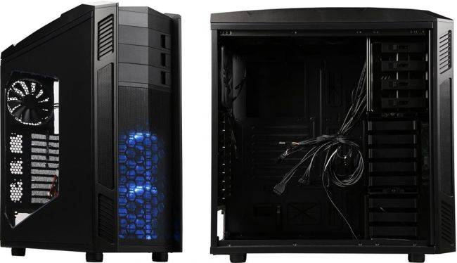 This $130 Rosewill gaming case with fan controller is $29 after rebate