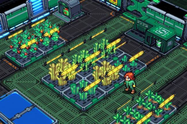 Try the demo for Starmancer, a Dwarf Fortress-inspired space station sim