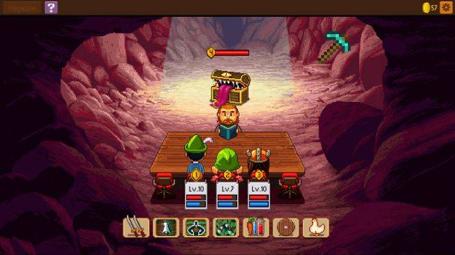Knights of Pen and Paper 2 gets a free-to-play edition