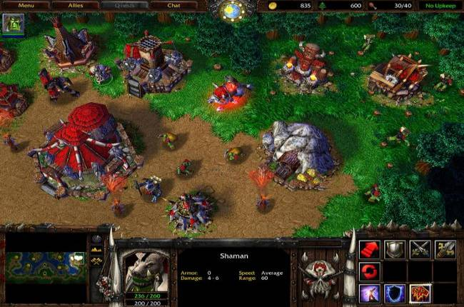 Blizzard is hosting a Warcraft III invitational later this month