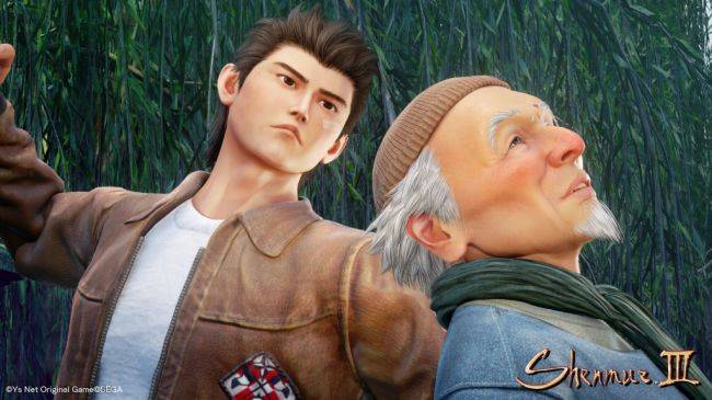New Shenmue 3 character screenshots unveiled at Magic Monaco